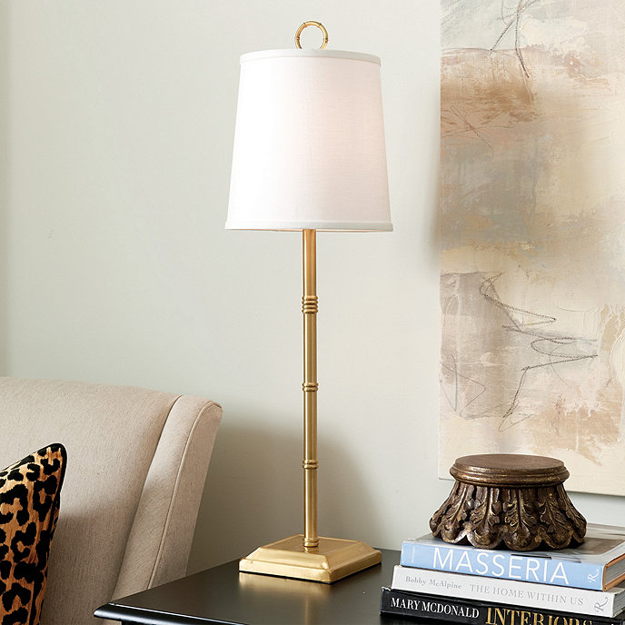 Bamboo Buffet Lamp  from Ballard Designs