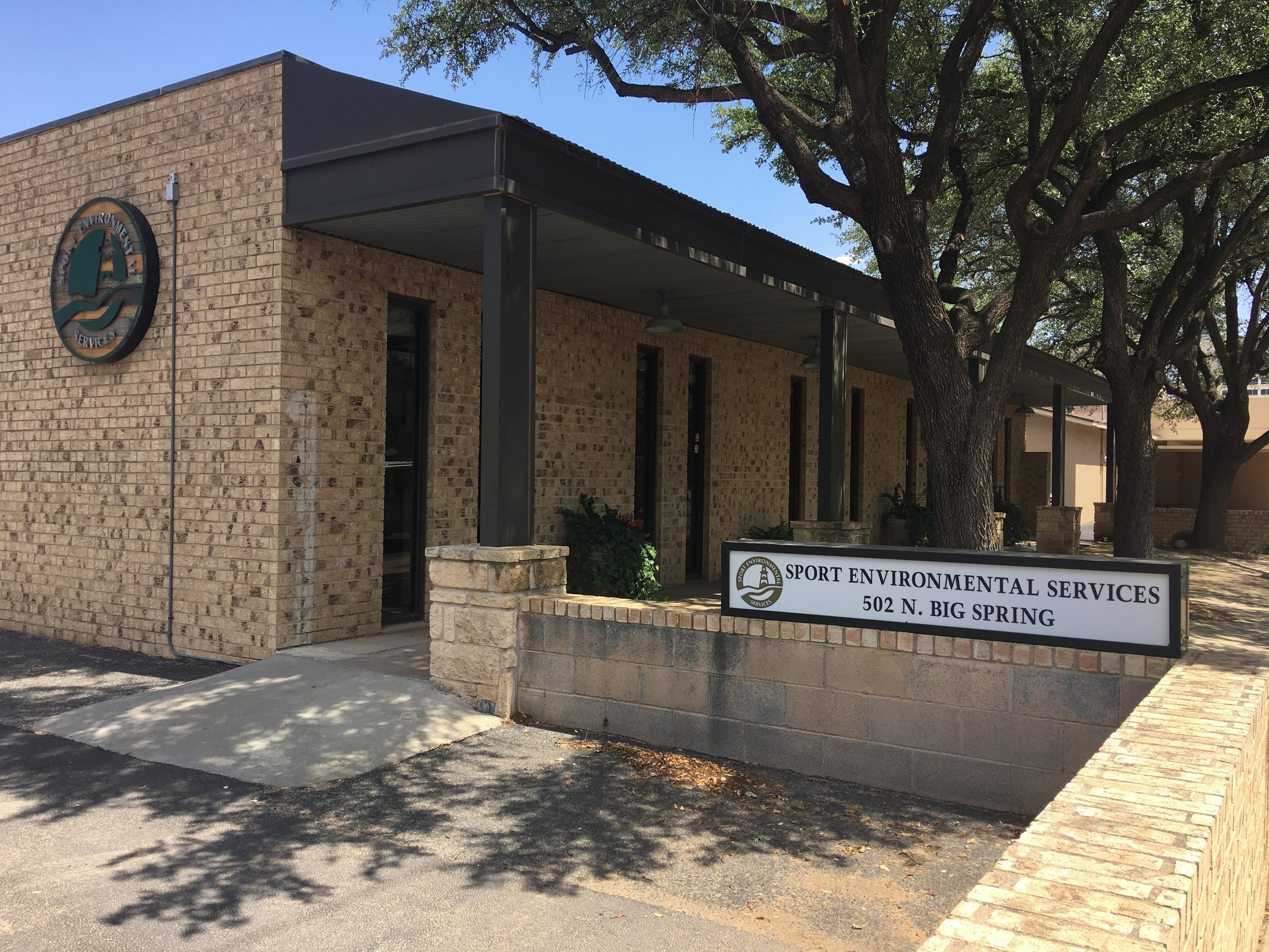 Our Office in Downtown Midland, TX - Learn more about us -- and how we can help your company with everything from soil and water sampling to air emissions calculations and litigation support. If you're wondering if we can do it, just ask!502 N. Big Spring Street,Midland, TX 79701(432) 683-1100
