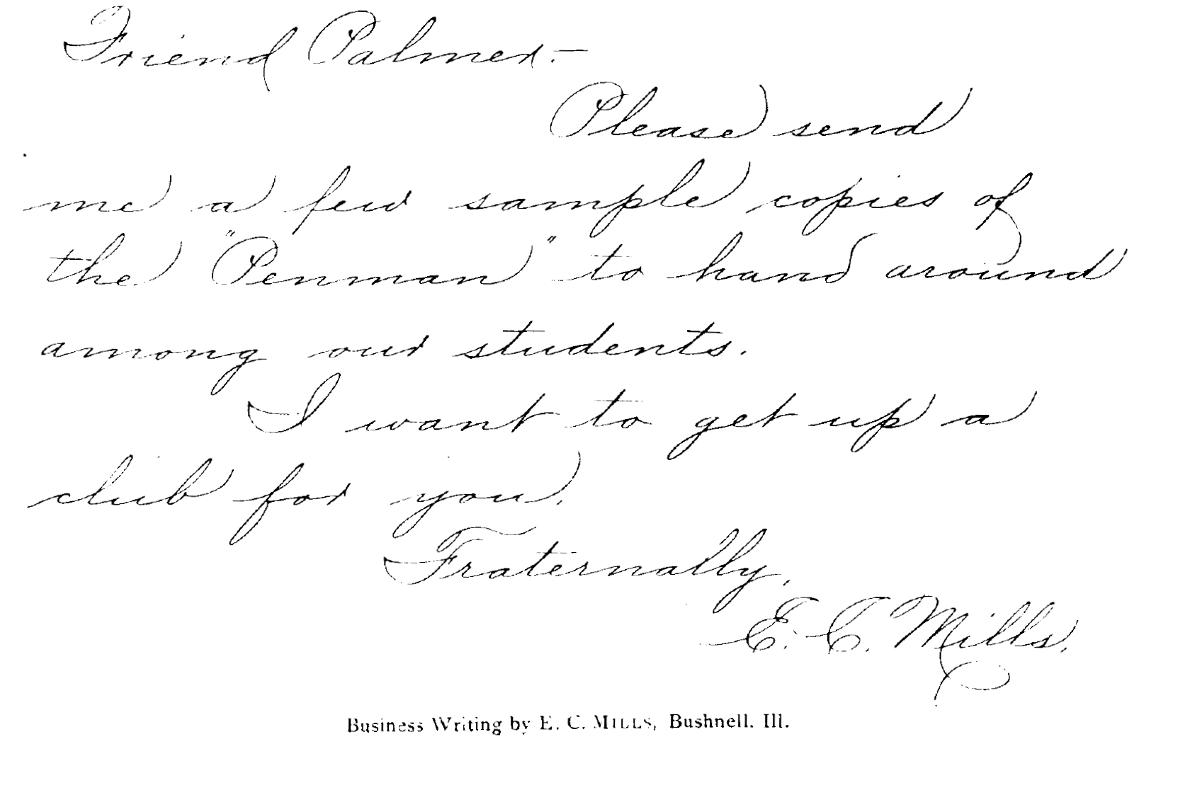 Mills Letter to Palmer 1894.png
