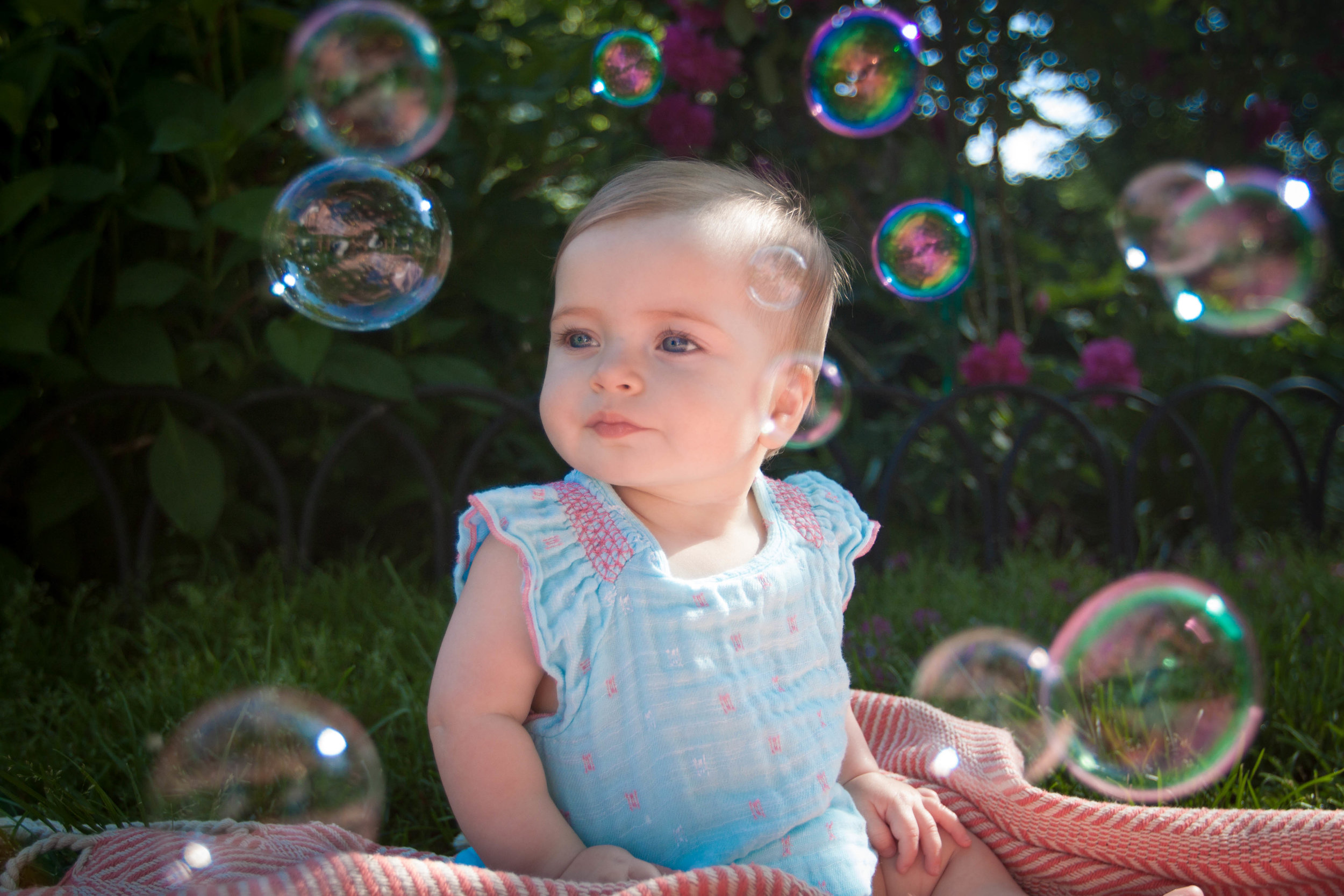 Dreamy Fun with bubbles!