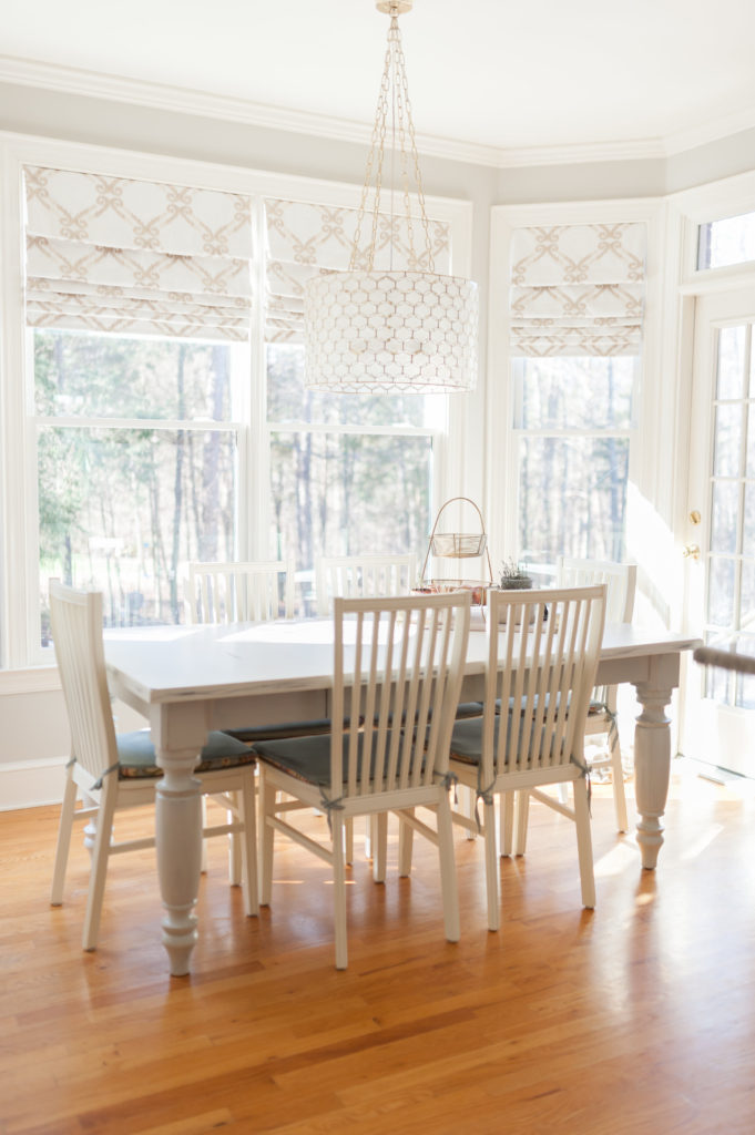 Gold Causally Elegant Breakfast Nook