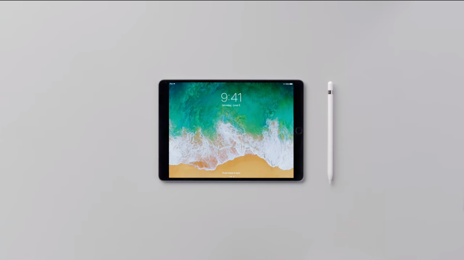 Apple Pencil Signing Documents
