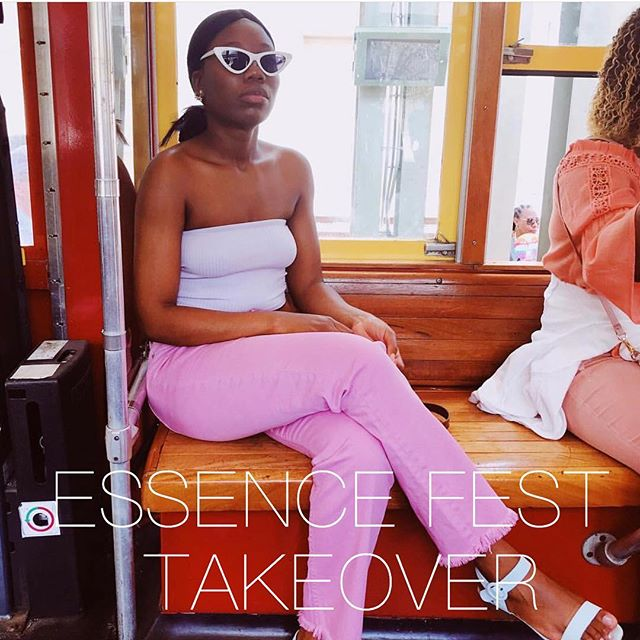 takeover via @dacia.xo ... are you ready for an exciting exclusive into @essencefest ?!