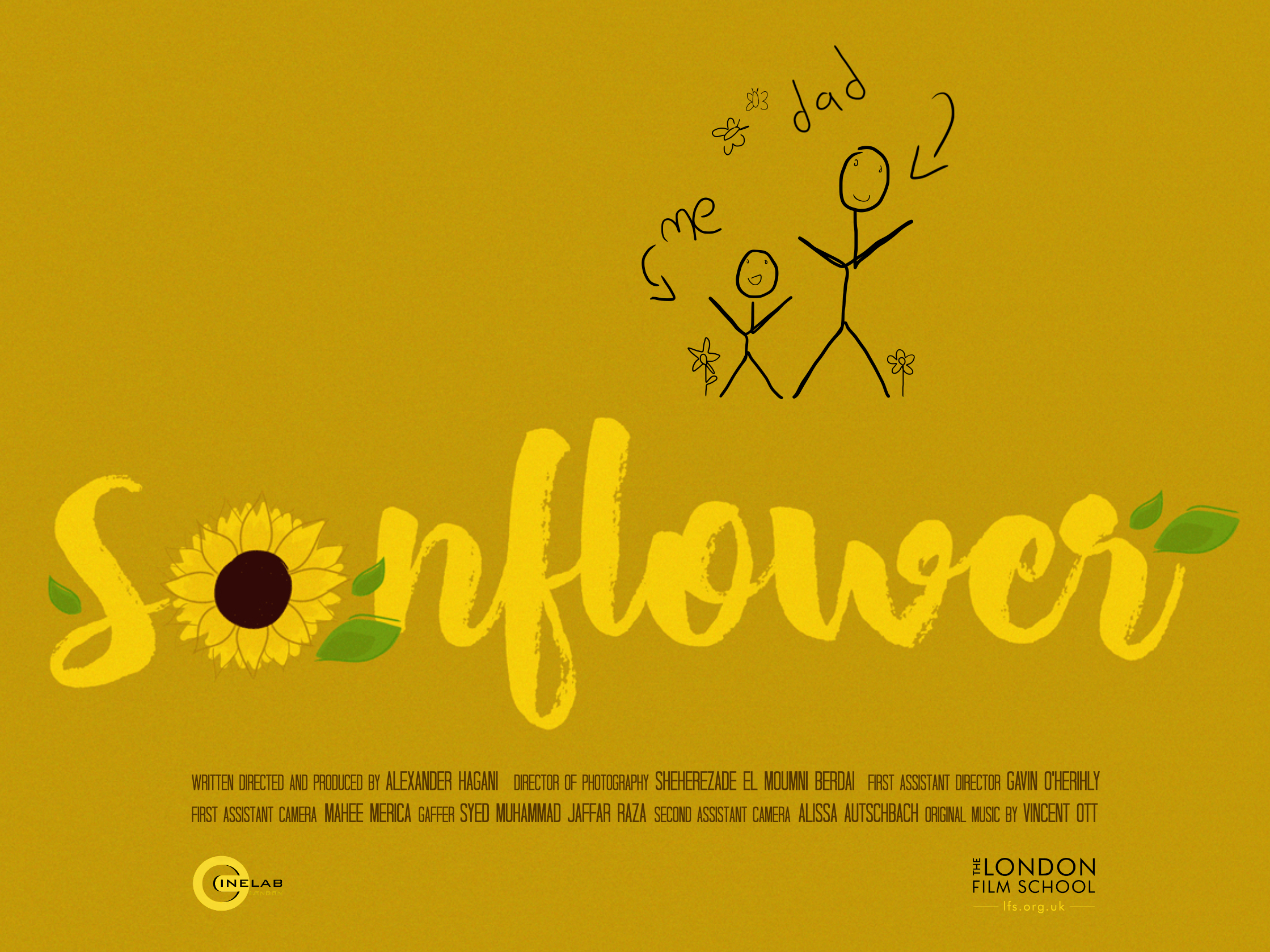 Sonflower Official Poster