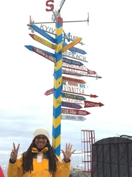 me at vernadsky direction sign.jpg