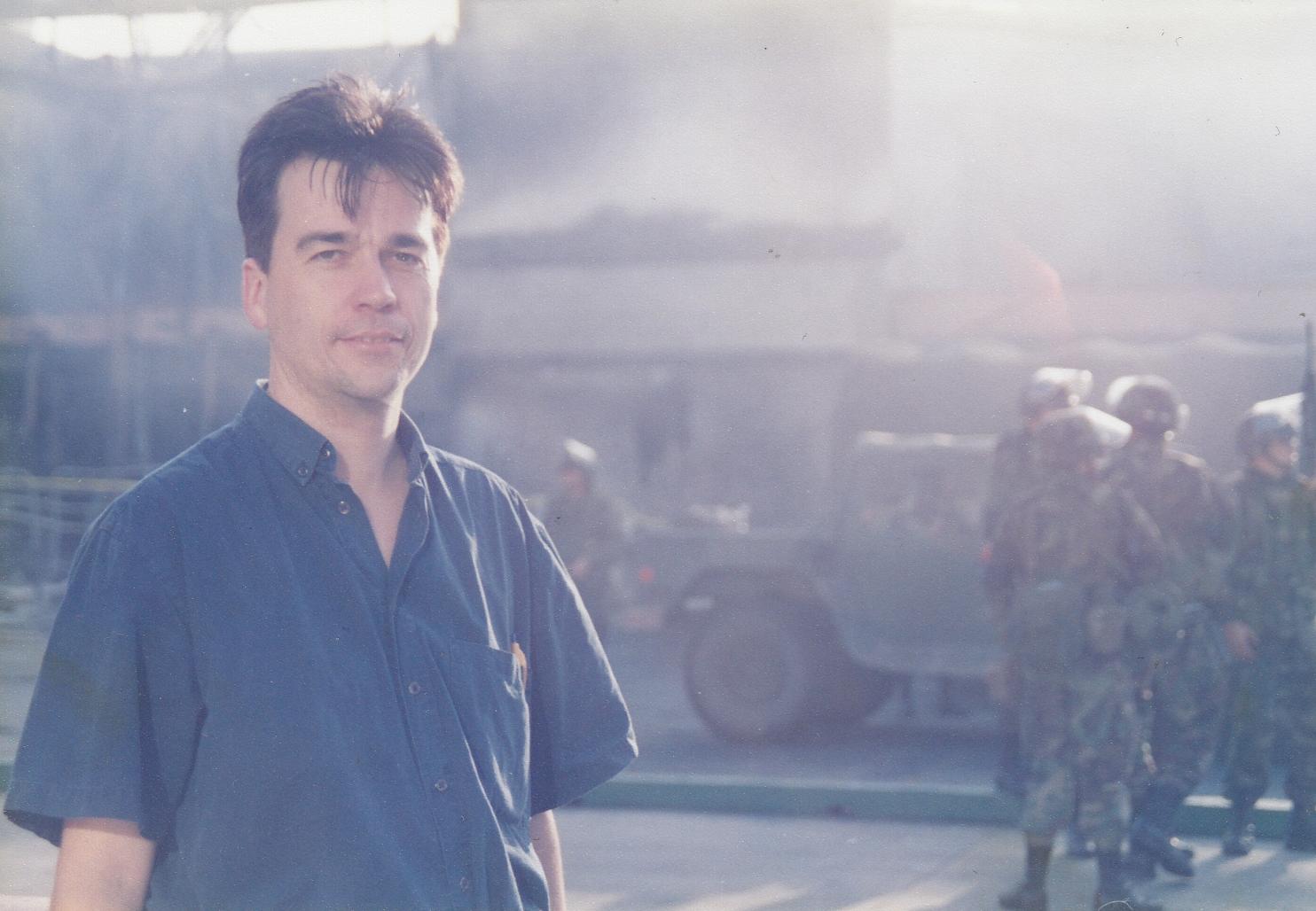 LA Riots in 1992