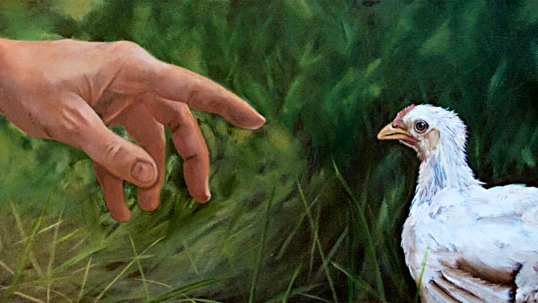 """""""Delores Tries to Decide"""" by Jennifer Lockard Connerley"""