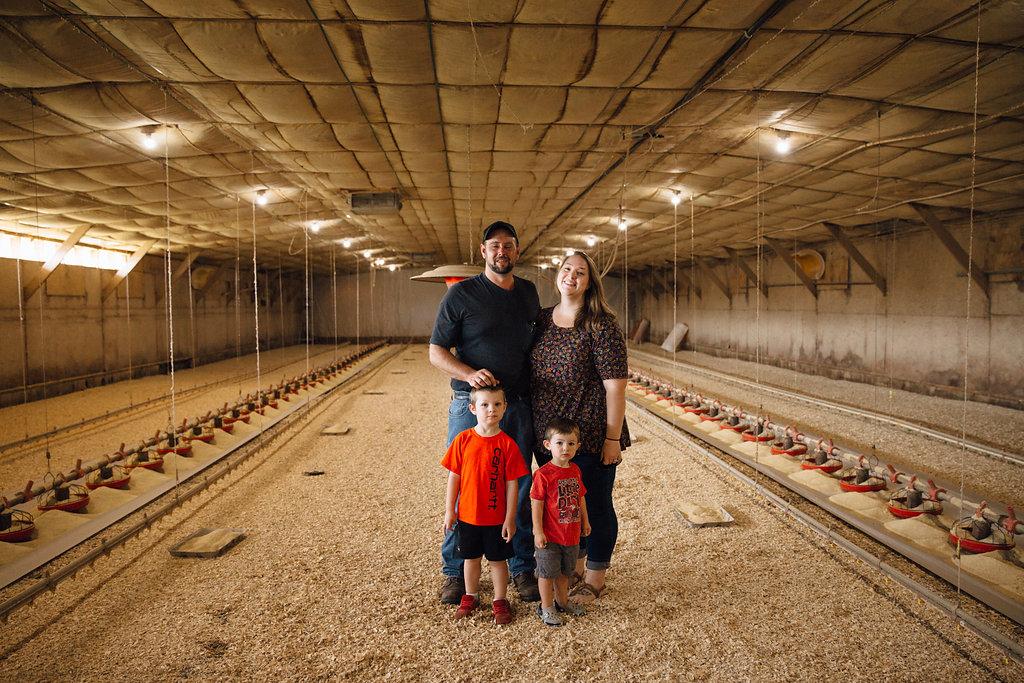 The Baldwin Family Farm