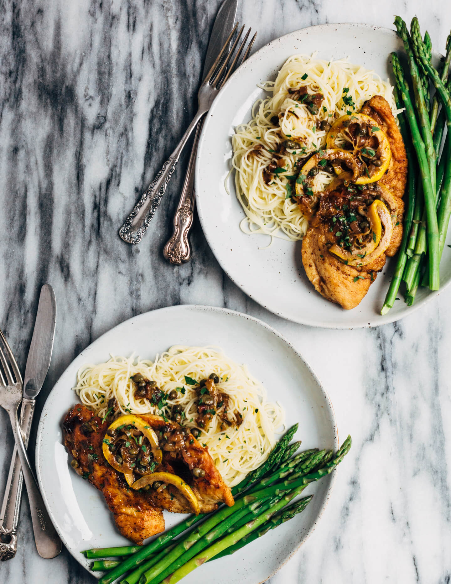 Chicken Piccata  Recipe by  Brooklyn Supper