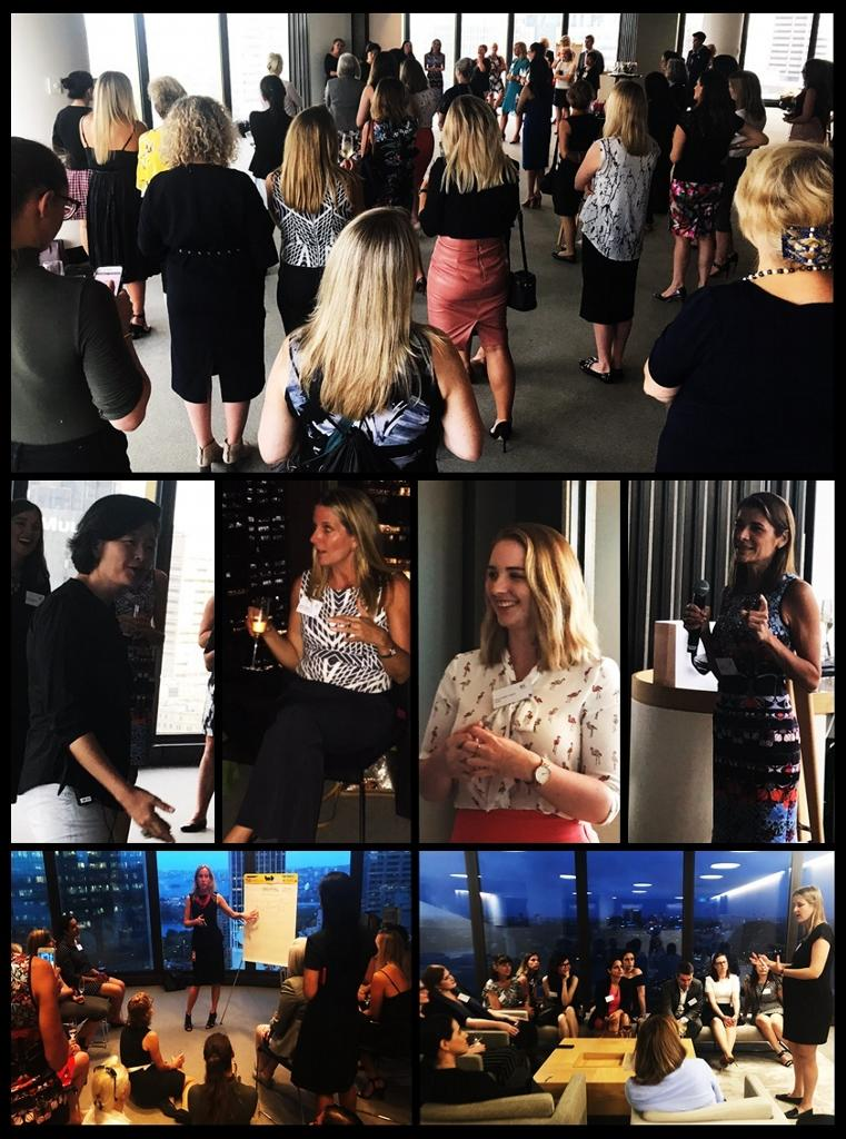 It was awesome to meet up with so many intelligent, sassy and inspiring ladies at the Ladies in Procurement event. -