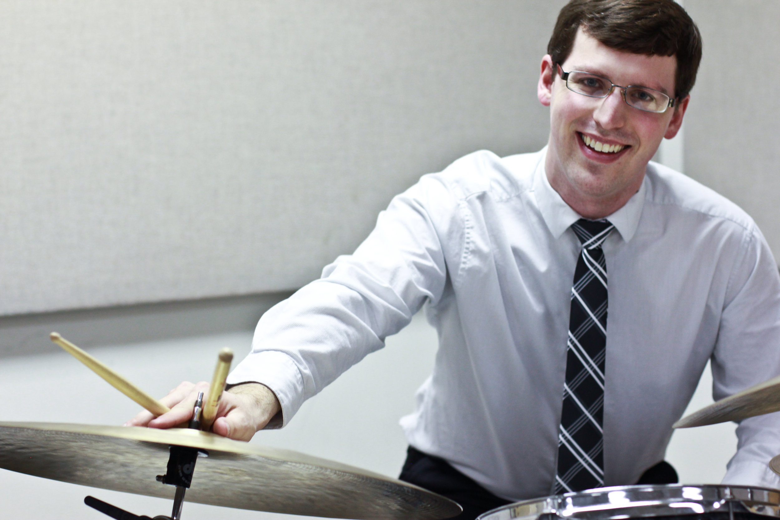 Jonathan Mills - Percussion & Jazz Rhythm Section