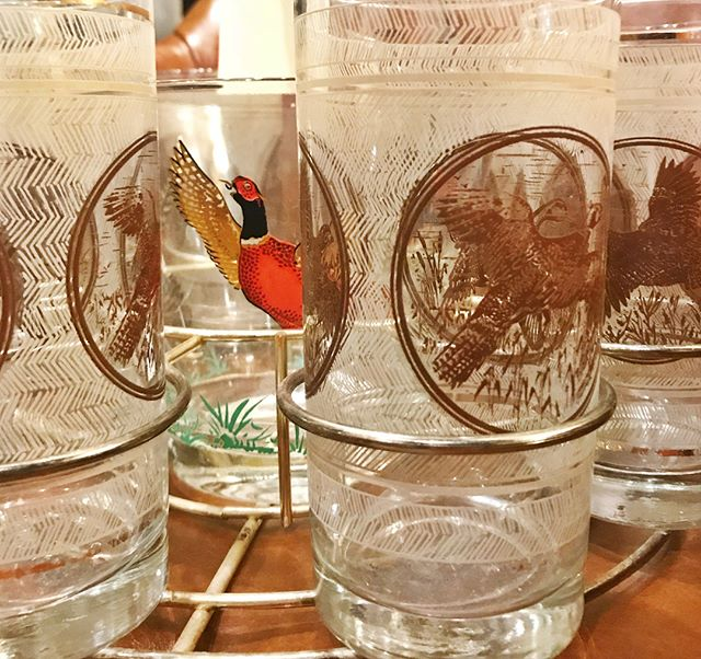 Dove Season is officially open! If you're from around here, you understand that it's somewhat of a holiday. Ha! And while we know this amazing drink caddy has a pheasant design rather than a dove, we think you need to snatch it up for a weekend at the ranch house! . . . #natcessity #pheasant #glasscaddy #ranchlife #icebucket #barware #openingday #homedecor #shopsmall #shoplocal #shopsixth #amarillo #texas #route66