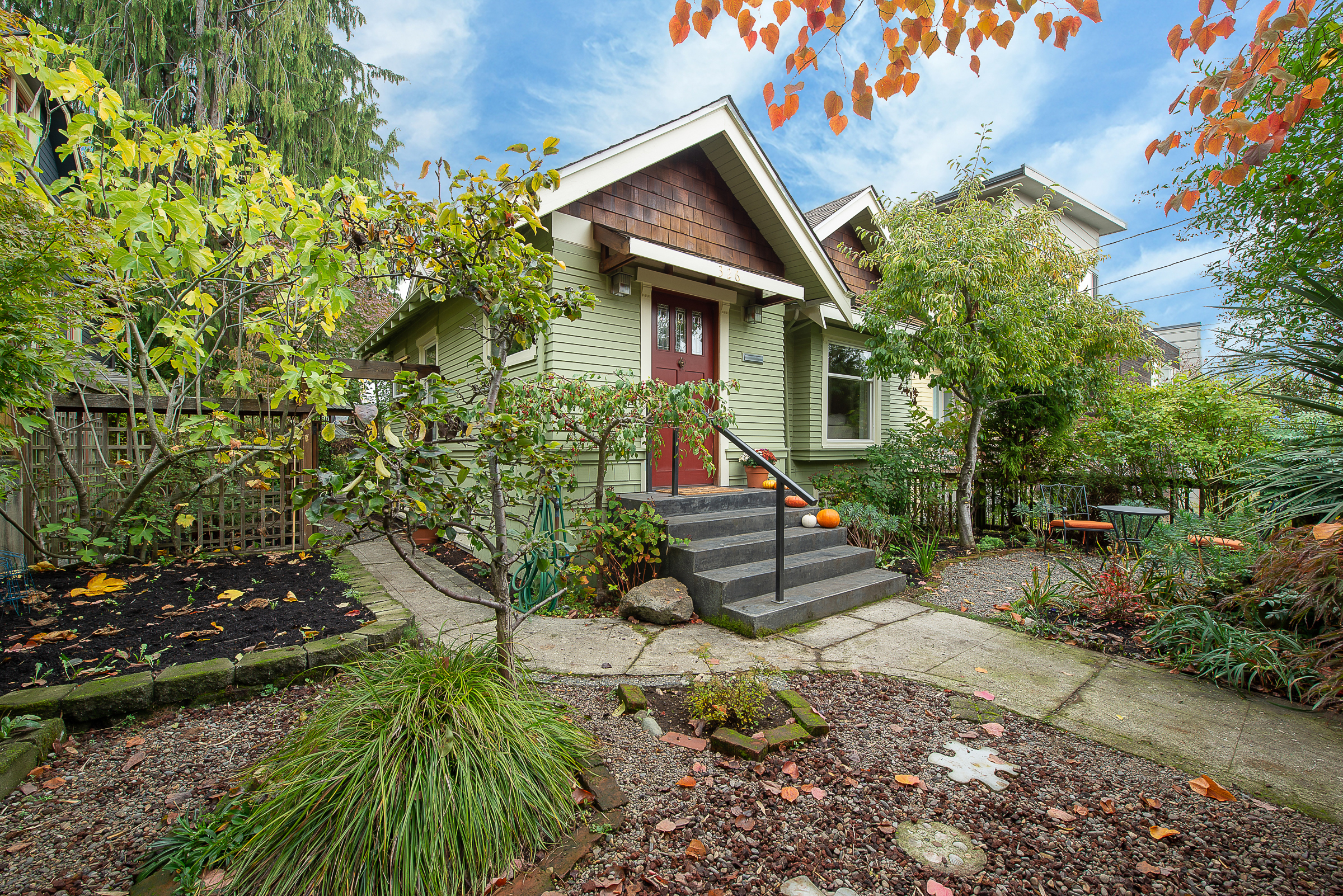 The Phinney Ridge Craftsman - Where tranquility and charm meet…