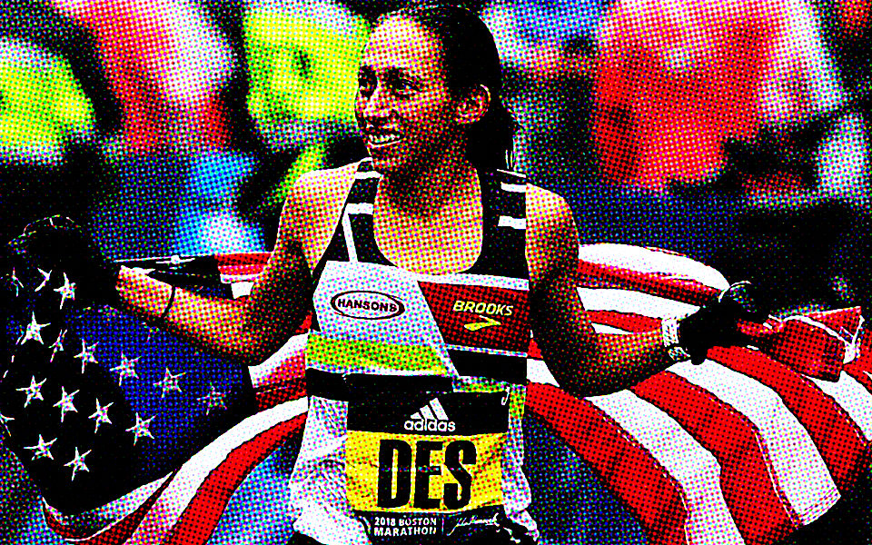 Des Linden: The Badass     CitiusMag.com / April 2018