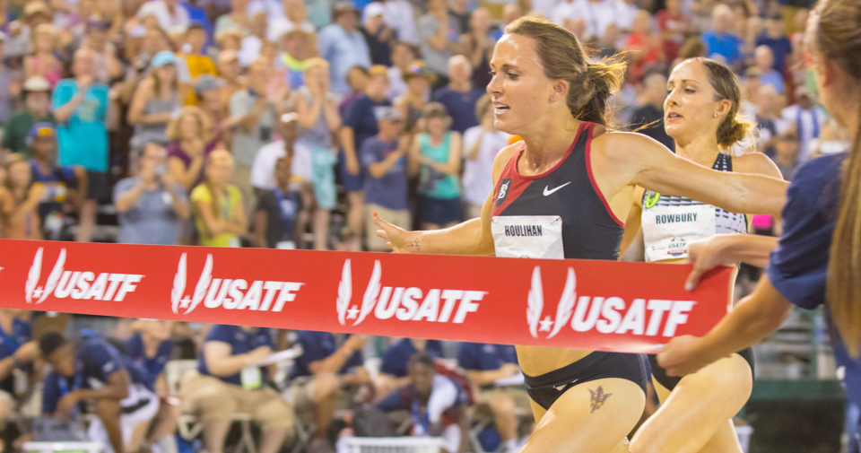 How Shelby Houlihan went from an NCAA star at 1,500 meters to a 5,000 meter Olympian     CitiusMag.com / July 2017