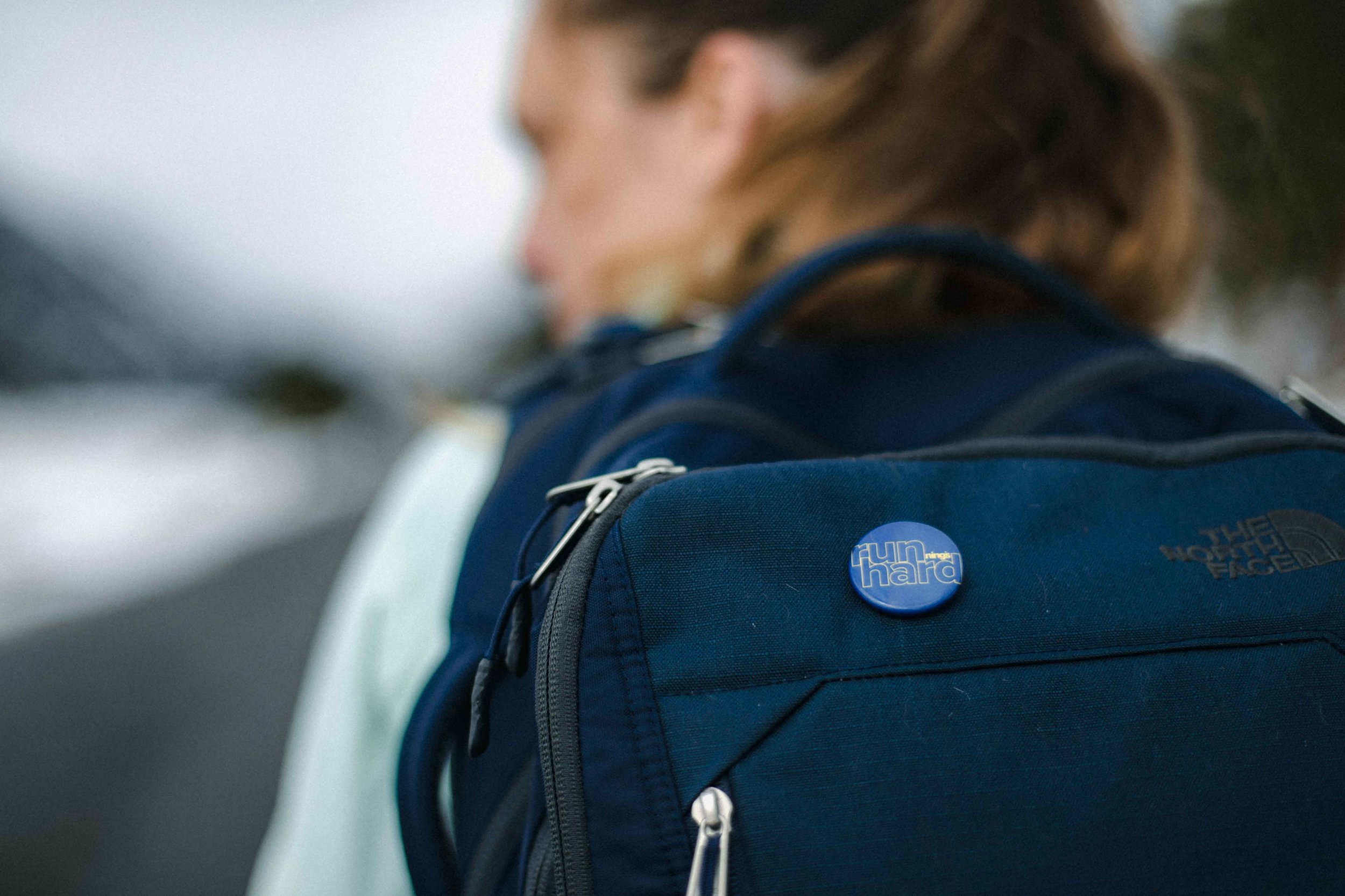 Training Bag Pins - Boston Edition