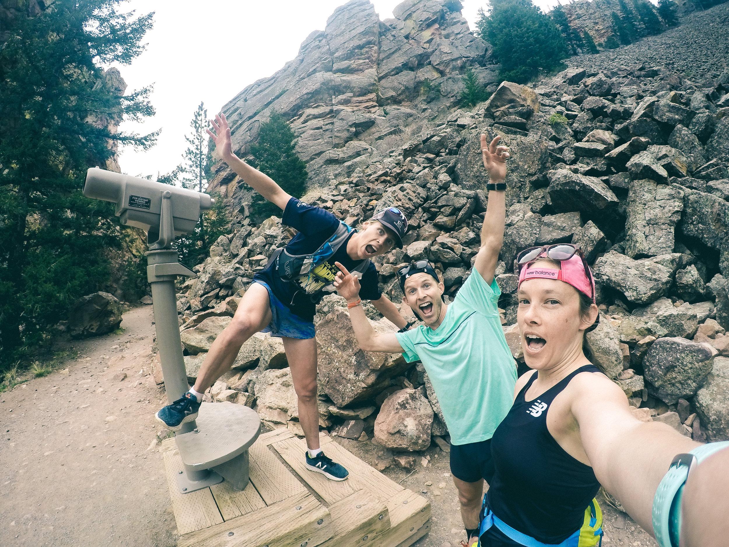 Vid: Trail Long Run
