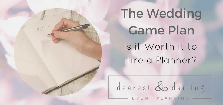 Is It Worth It To Hire a Wedding Planner?
