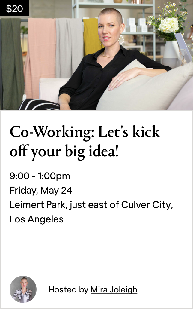 Quilt Co-working home Los Angeles
