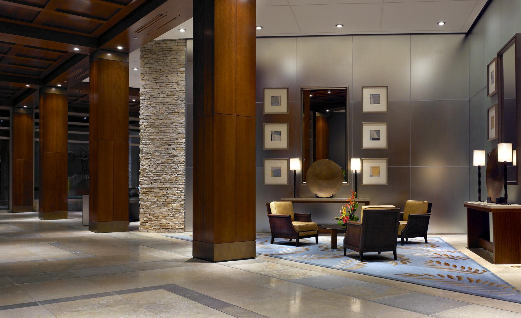 Hawaii Lobby & Spa