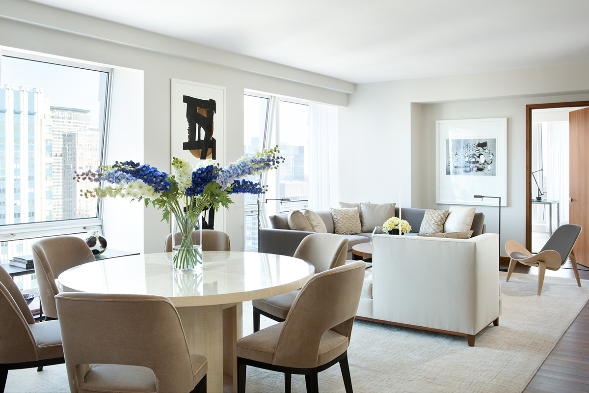 NYC Private Residence