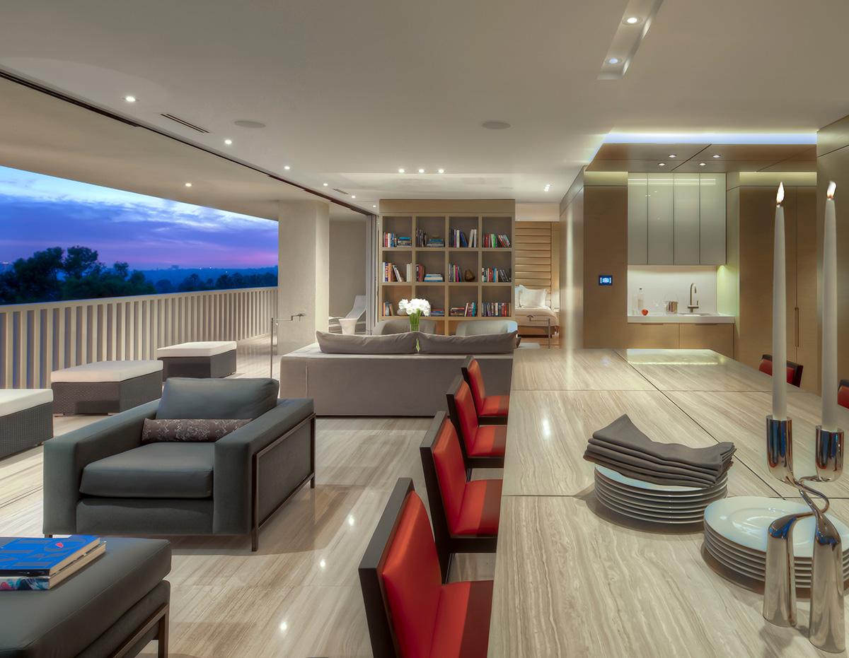 LA Private Residence