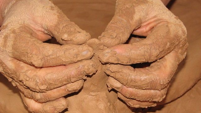 Clay Field Therapy In action