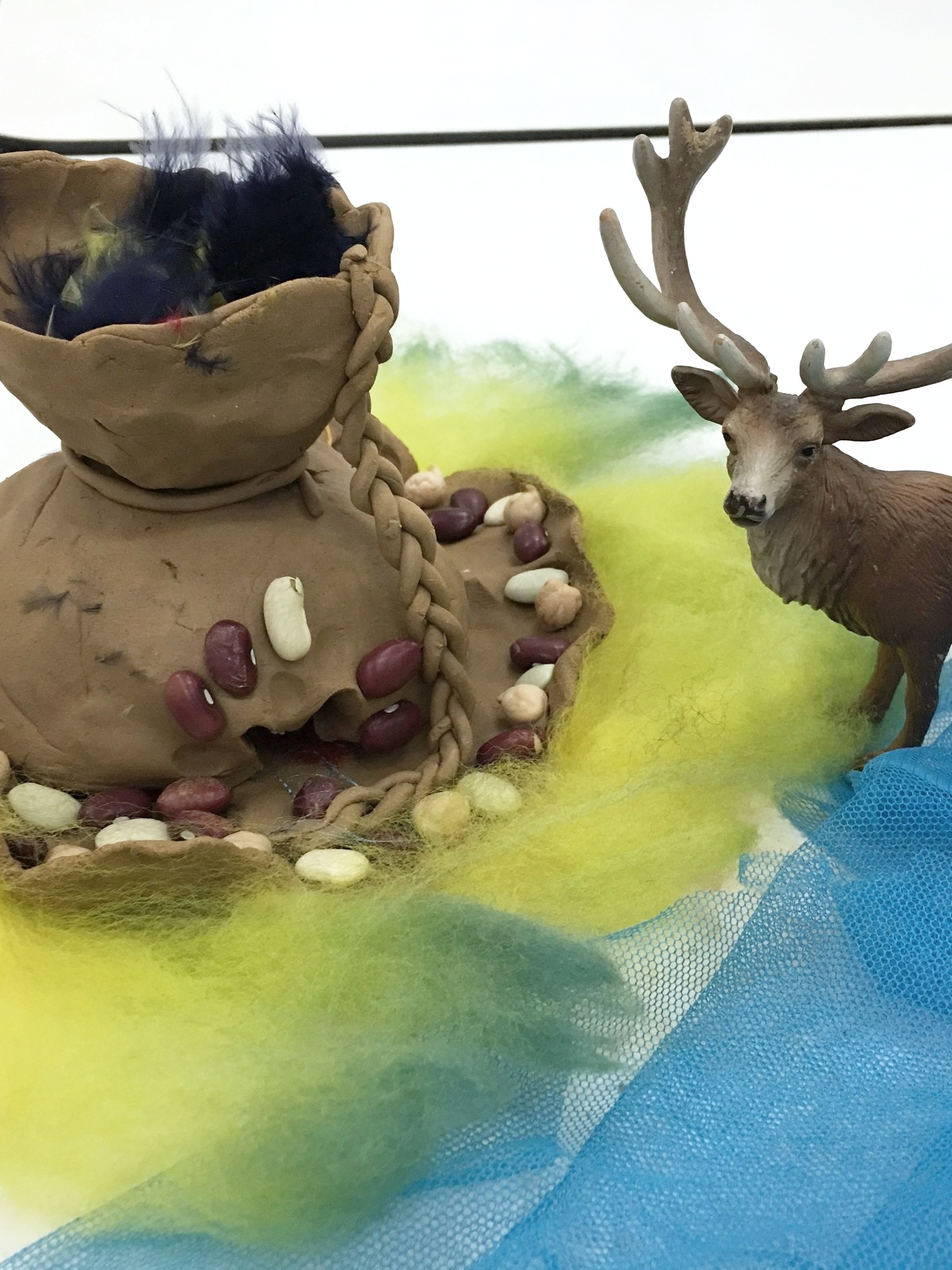 Safe Place: Fig 3 - The Deer and the Mysterious Cup