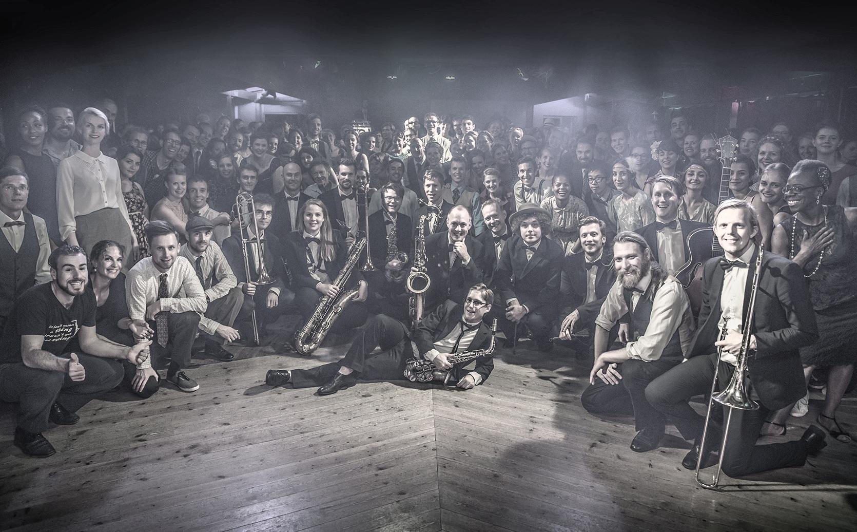 Photo The Swingharmonic Orchestra