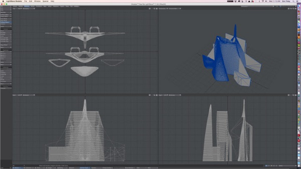 Toolpath Shown In Simplify 3D