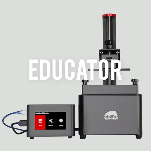 3D Printers for Educators