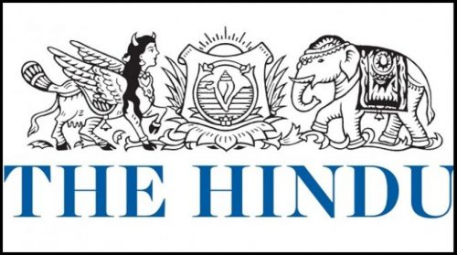 The Mayflower on The Hindu