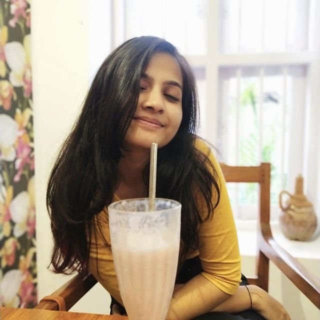 We love happy faces in case and on our page!  #Repost from @theminithought with @regram.app ... We could be friends as long as you know what's my favorite milkshake. 🤭🧡