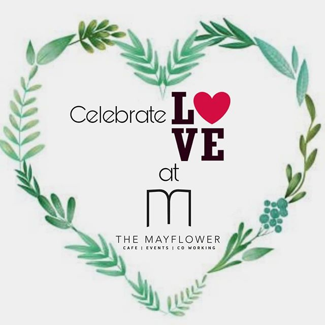 Celebrate love at @themayflowerchennai  Watch this space to know more 🖤