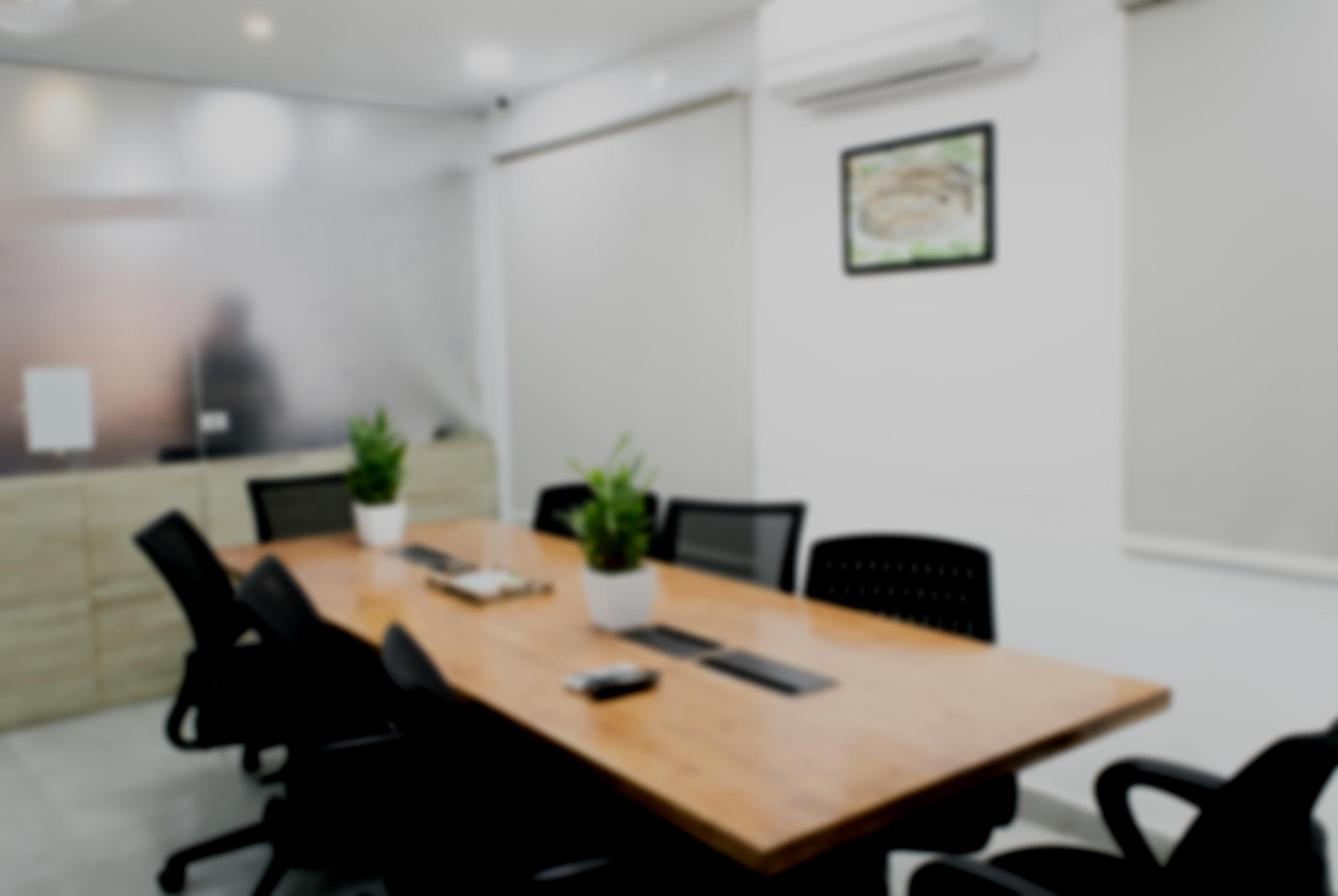 Meeting room / Workshop / Training rooms -