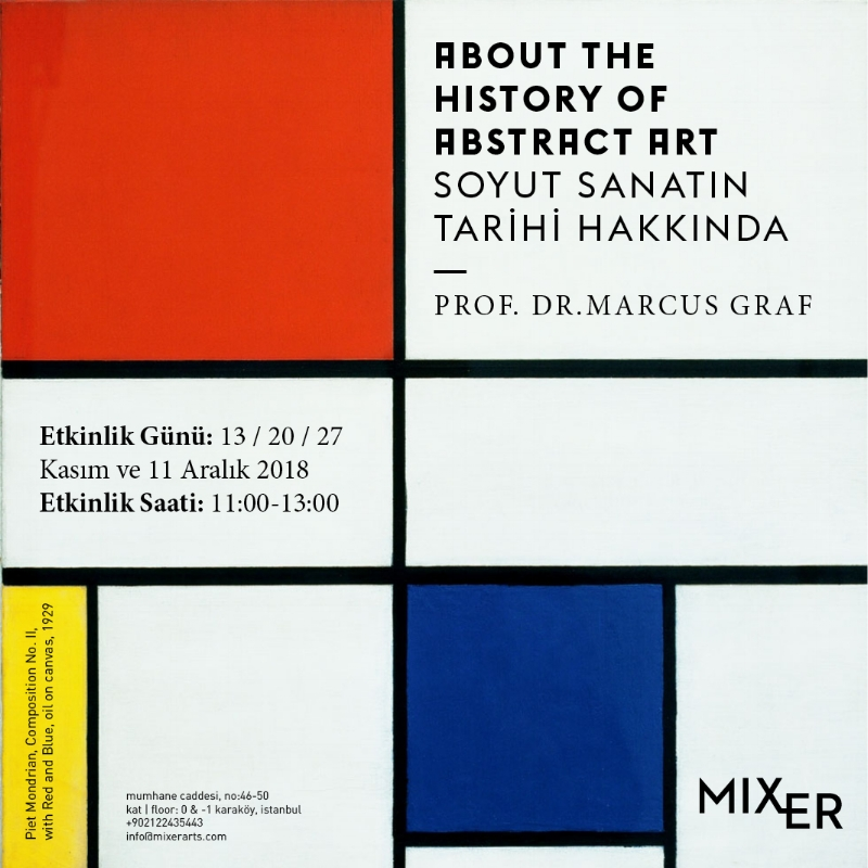 Training: About the History of Abstract Art