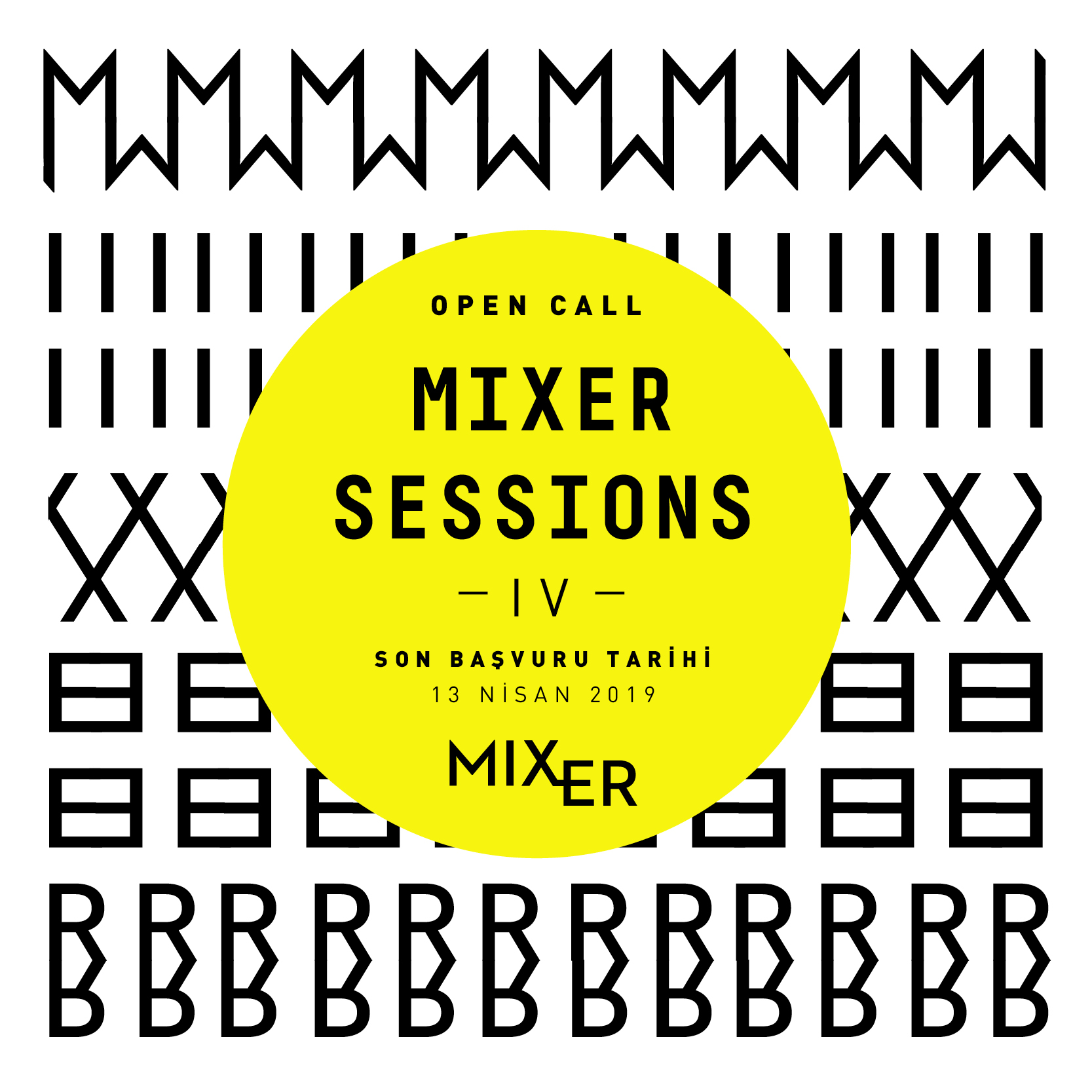 Open Call: Mixer Sessions IV