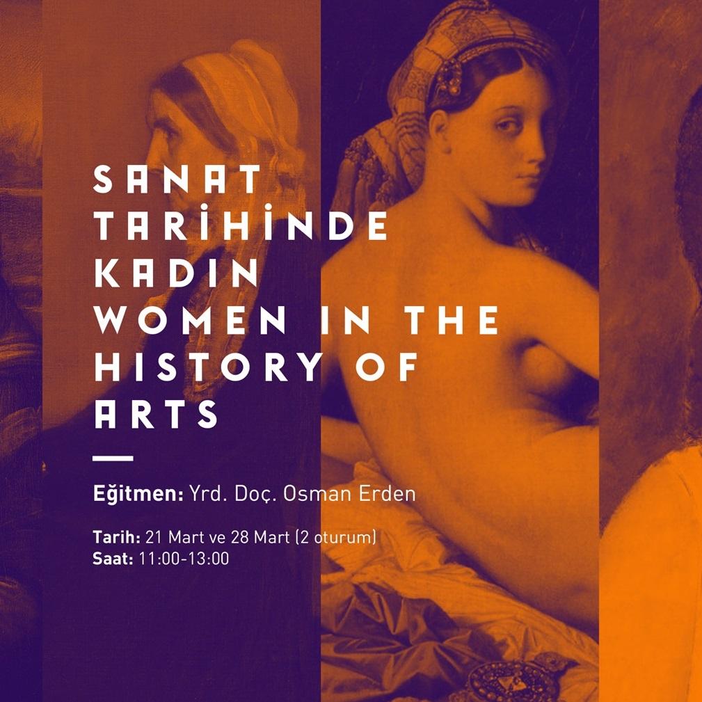 Eğitim: Sanat Tarihinde Kadın