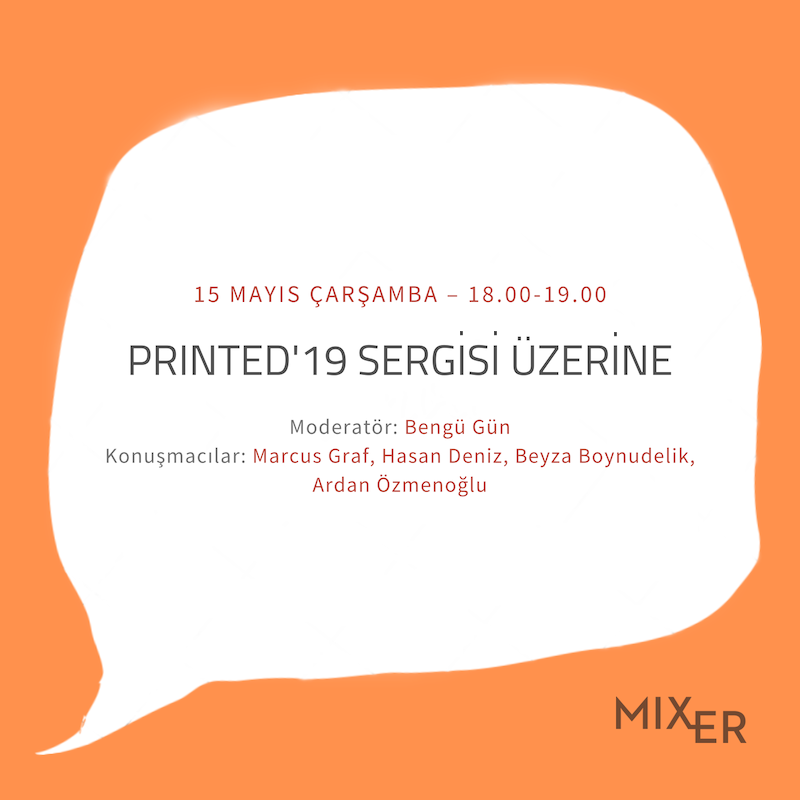 Exhibition Talk: On Printed'19