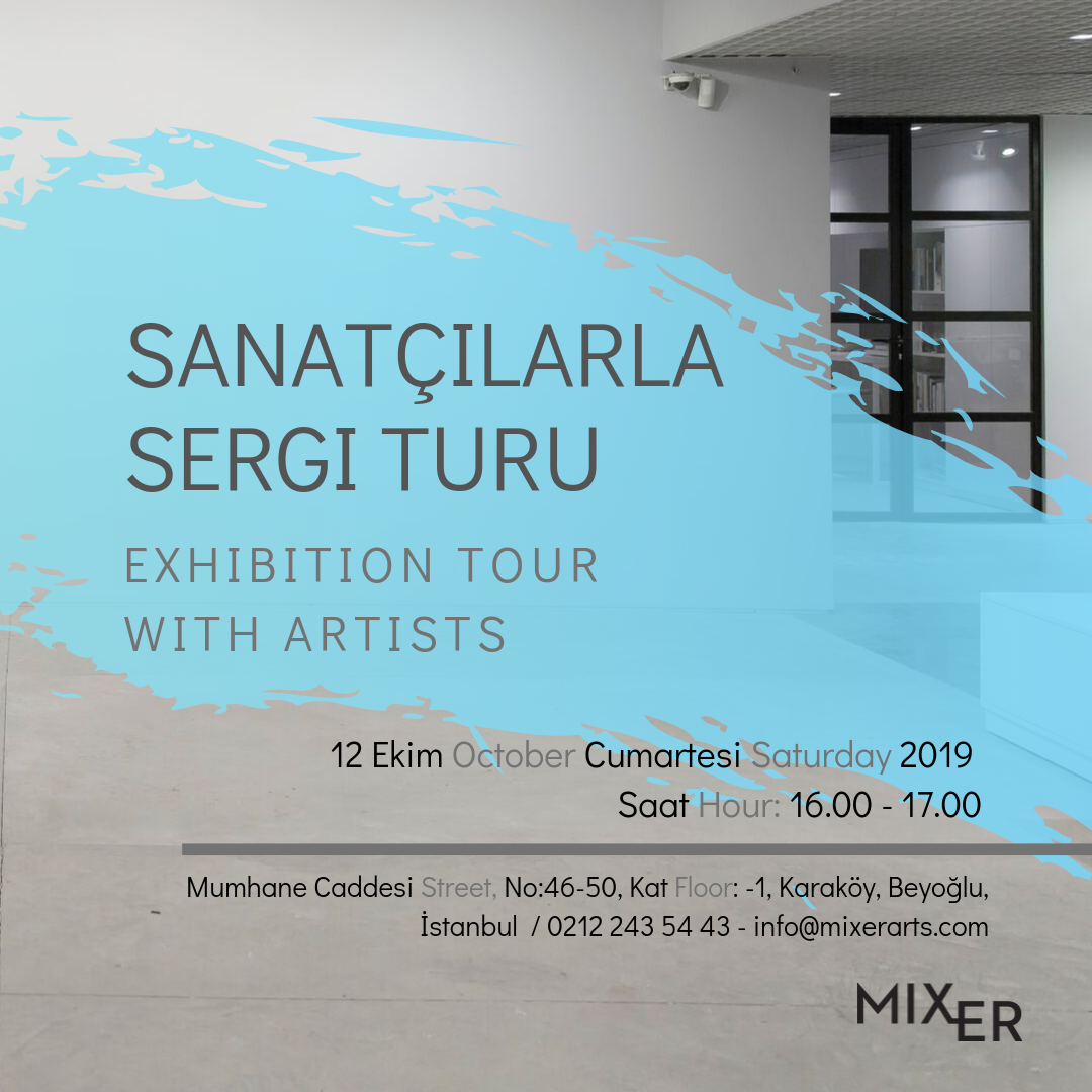 Exhibition Tour with Artists