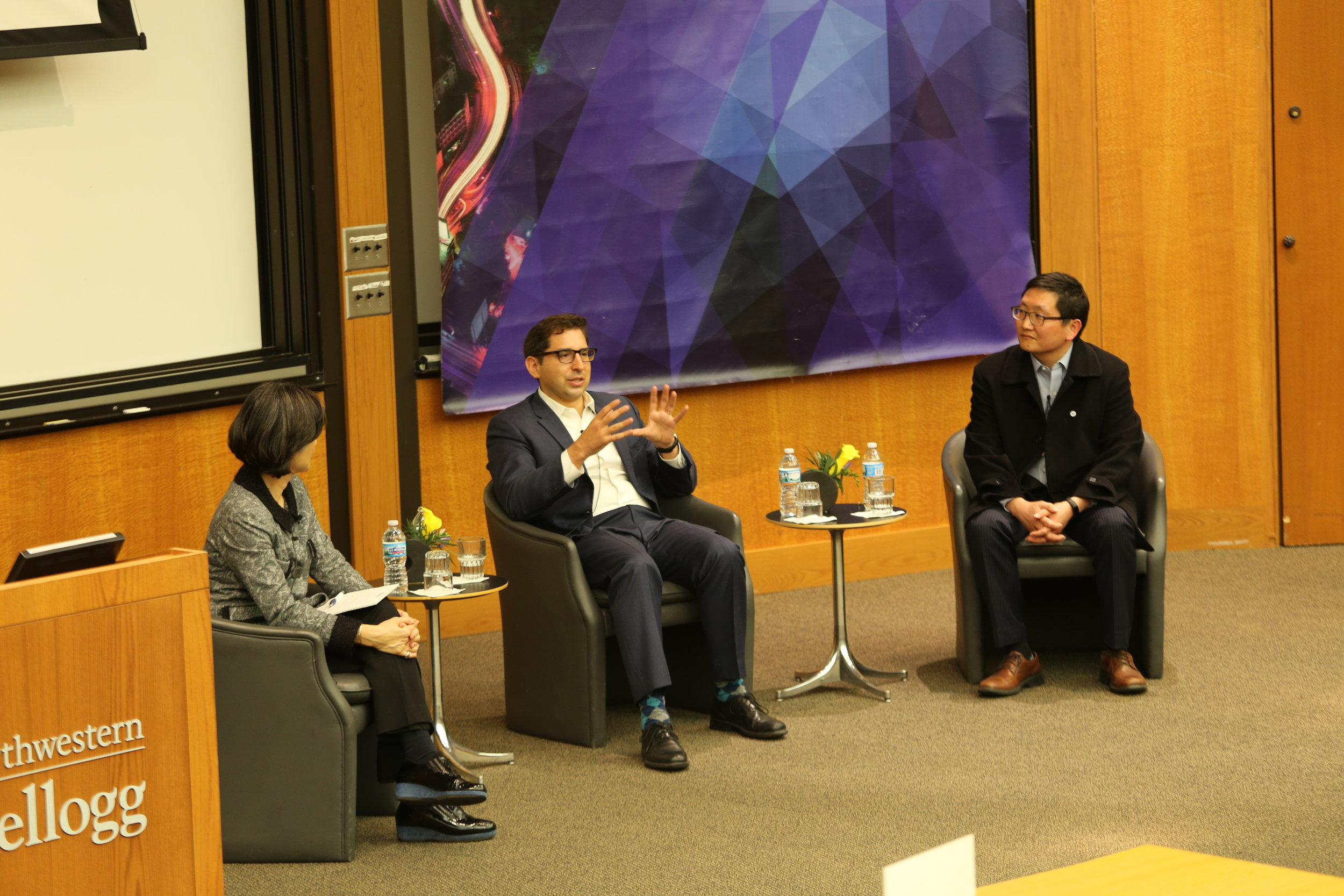 Northwestern Panel on China Marketing
