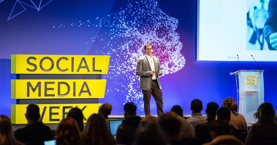 Social Media Week - London