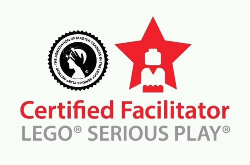 Logo Certified Facilitator Lego Serious Play Rodrigo Borgia