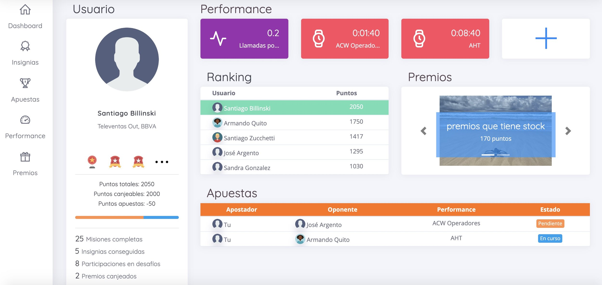Português Gamification For Call Centers Human Resources