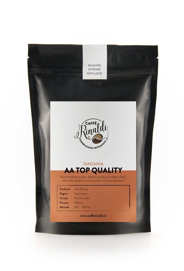 Caffè Rinaldi - Tanzania AA Top Quality