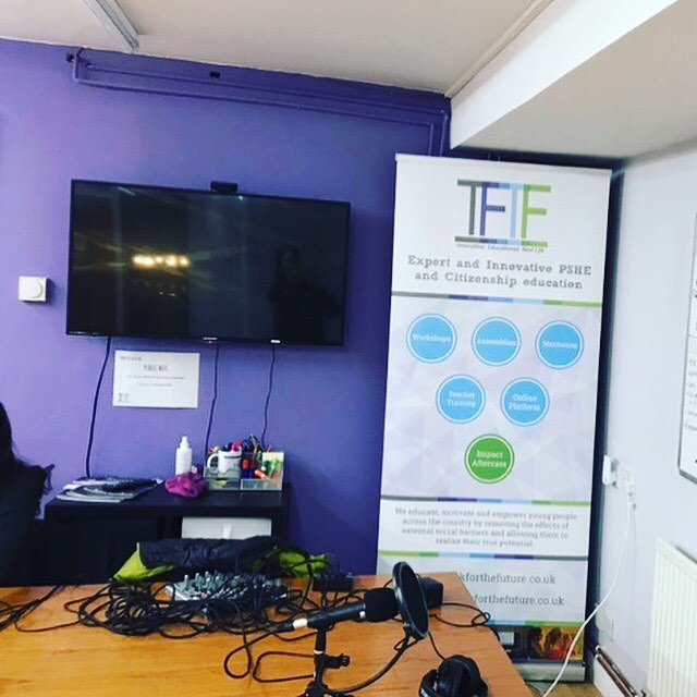 Great to have Cherie from @TFTFuture talk on the @OnEqualFooting podcast about her social investment experience. #womenled #connectfund #socialenterprise