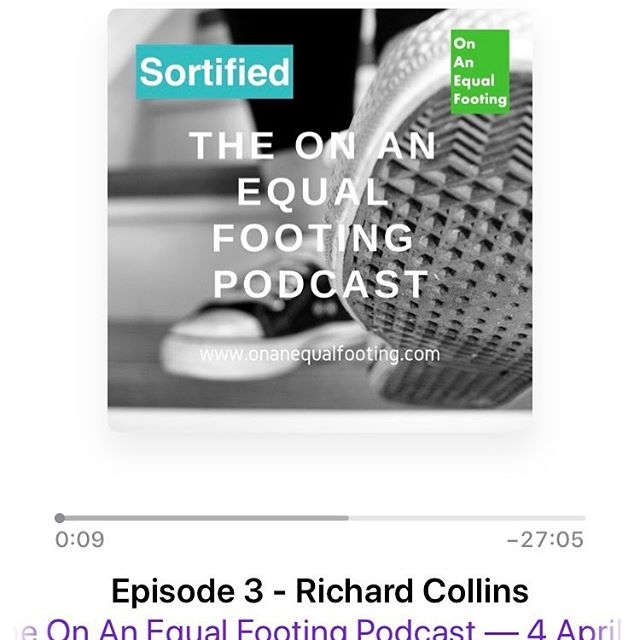 The 3rd podcast in the series is a summary from half of the project team on the #barriers to #socialinvestment from the many conversations we have had with #women and #womenled community organisations on this topic  Podcast available on ITunes or www.onanequalfooting.com