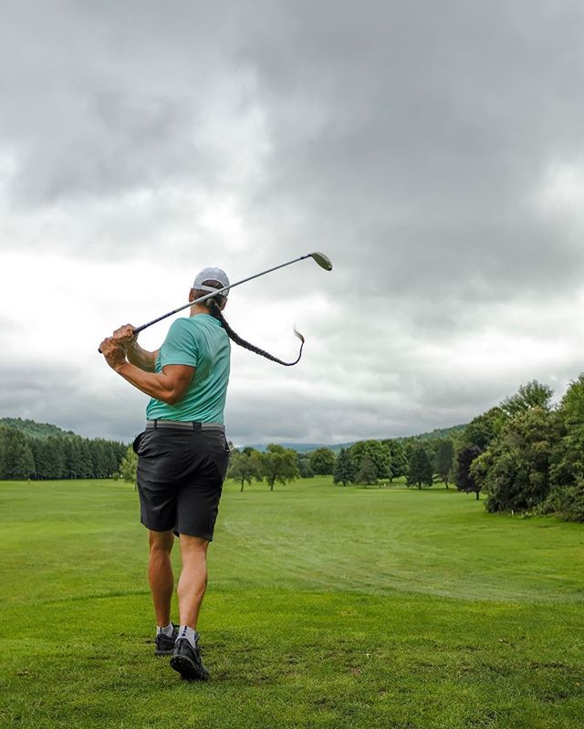 How's my swing? 🏌🏽♂️Comment 👇🏽 —————————————————————— Had a blast at @a.s.p.i.r.e.project golf tournament at Tanner Valley, awesome event for a great cause! 📷: @nicolarinaldo - - - #golf #golfing #golfer #golflife #golfcourse #instagolf #golfswing #golfstagram #golfclub #golfday #golfers #golfaddict #golfchannel #golfball #golfcart #golfgti #golfwang #golfgods #vwgolf #golfislife #golflessons #golftournament #golfdigest #golfpro #golfr #golfporn #golfbabes #whyilovethisgame #golfphotography #bhfyp