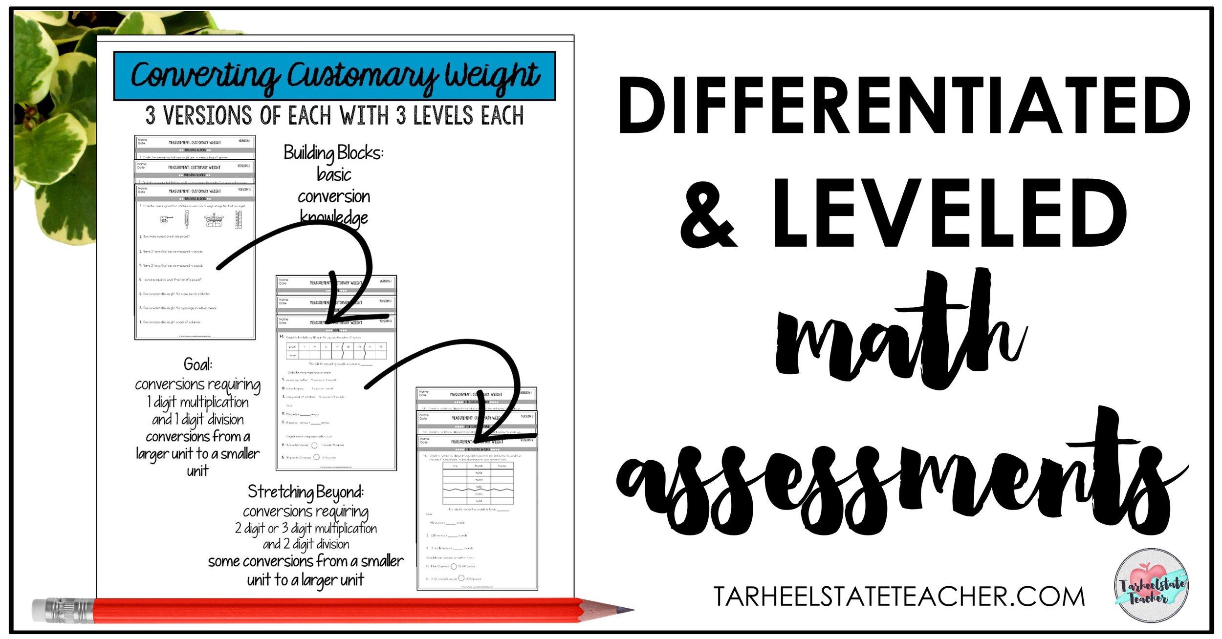 leveled tests assessments measurement multiplication connection.jpg