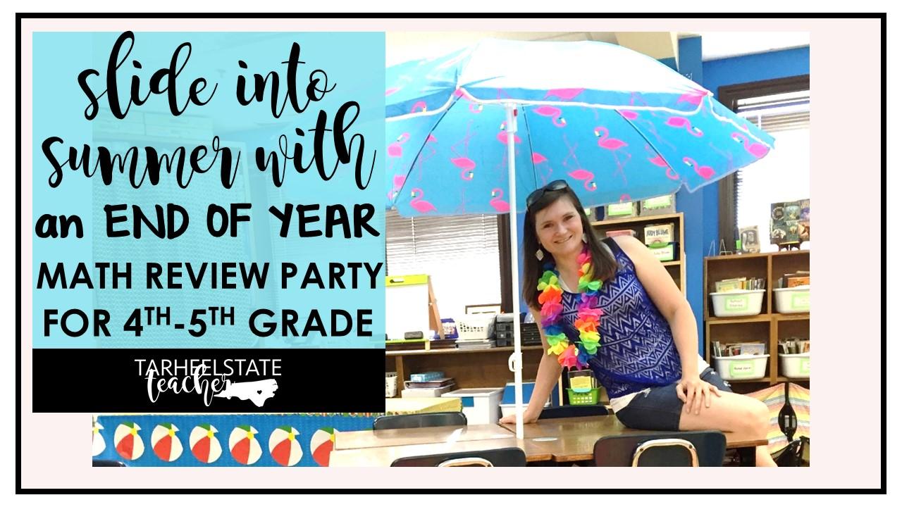 end of year math review 4th grade 5th grade summer slide.jpg